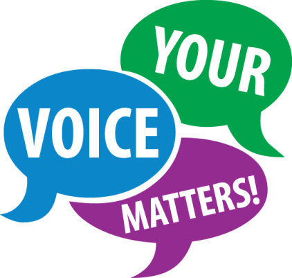 Survey-graphic-Your-voice-matters