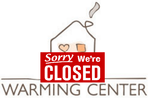 closed-warming-center
